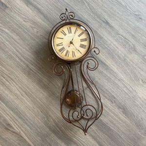 Wall Pendant Clock